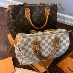 Louis Vuitton speedy bundle sale!!! 🙂
